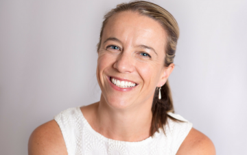Fiona Sutherland, The Mindful Dietitian